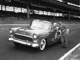 Photos of Chevrolet Bel Air Convertible Indy 500 Pace Car (2434-1067D) 1955