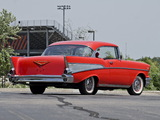 Photos of Chevrolet Bel Air Sport Coupe (2454-1037D) 1957