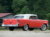 Photos of Chevrolet Bel Air Convertible (2434-1067D) 1956