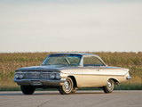 Photos of Chevrolet Bel Air 409 Sport Coupe 1961