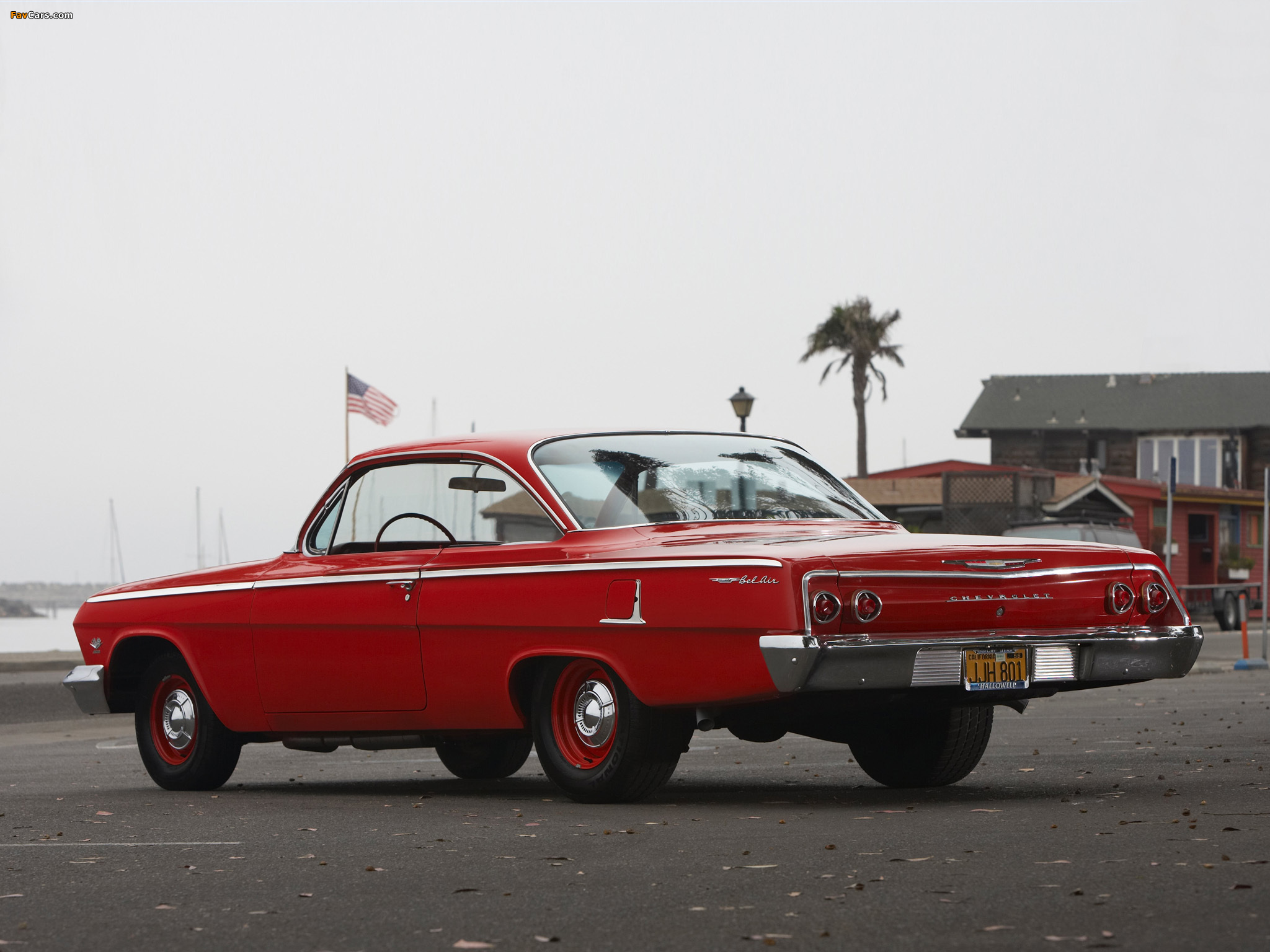 Photos Of Chevrolet Bel Air 409 Sport Coupe 1962 2048x1536