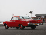 Photos of Chevrolet Bel Air 409 Sport Coupe 1962