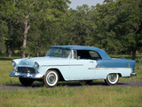 Pictures of Chevrolet Bel Air Convertible (2434-1067D) 1955