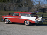 Pictures of Chevrolet Bel Air Nomad (2429-1064DF) 1956