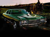 Pictures of Chevrolet Bel Air Sedan (69) 1971
