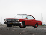 Pictures of Chevrolet Bel Air 409 Sport Coupe 1962