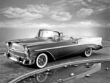 Chevrolet Bel Air Convertible (2434-1067D) 1956 wallpapers