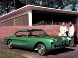 Chevrolet Biscayne Concept Car 1955 pictures