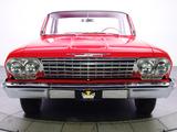 Chevrolet Biscayne 2-door Sedan 1962 pictures