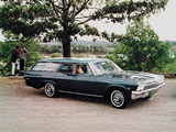 Chevrolet Biscayne Station Wagon 1965 images
