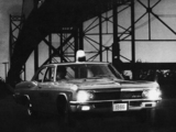 Chevrolet Biscayne 4-door Sedan Police 1966 photos