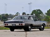 Chevrolet Biscayne 2-door Sedan (154 11) 1968 wallpapers