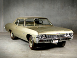 Chevrolet Biscayne 2-door Sedan 1968 wallpapers