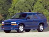 Chevrolet Blazer Xtreme 2001–05 pictures