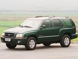 Chevrolet Blazer BR-spec 2003–08 images