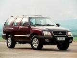 Chevrolet Blazer BR-spec 2003–08 photos