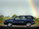 Chevrolet Blazer BR-spec 2008–11 images