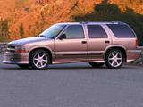 Images of Xenon Chevrolet Blazer 1997–2005