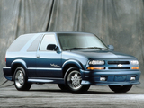 Images of Chevrolet Blazer Xtreme 2001–05