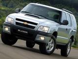 Photos of Chevrolet Blazer BR-spec 2008–11