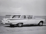Photos of Chevrolet Brookwood 2-door Wagon 1960