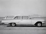 Chevrolet Brookwood 2-door Wagon 1960 wallpapers