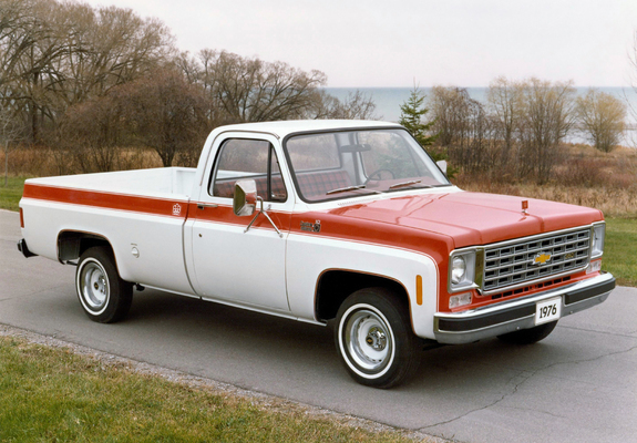 Chevrolet S10 Custom Deluxe Olympic Edition 1976 wallpapers