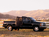 Images of Chevrolet C/K 1500 Extended Cab 1988–99