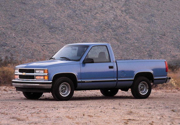 1988 chevy 1500 regular cab