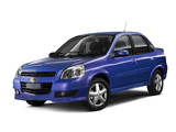 Images of Chevrolet C2 Sedan 2009