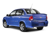 Chevrolet C2 Sedan 2009 wallpapers
