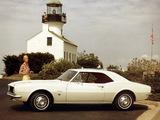 Chevrolet Camaro 1967 wallpapers