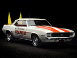 Chevrolet Camaro RS/SS 350 Convertible Indy 500 Pace Car 1969 pictures