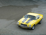 Chevrolet Camaro 1974–81 pictures