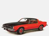 Chevrolet Camaro Rally Sport 1976–77 pictures