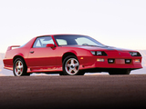 Chevrolet Camaro Z28 25th Anniversary Heritage Edition 1992 images