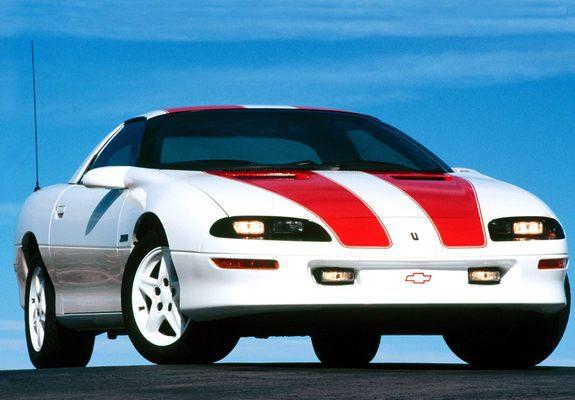 Chevrolet camaro z ss slp anniversary stock for