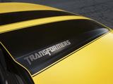 Chevrolet Camaro Transformers 2009 photos