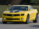 Chevrolet Camaro Transformers 2009 pictures