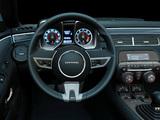 Chevrolet Camaro SS 2009–13 pictures