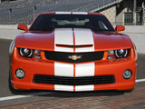 Chevrolet Camaro SS Indy 500 Pace Car 2010 pictures