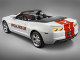 Chevrolet Camaro SS Convertible Indy 500 Pace Car 2011 images