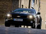 Chevrolet Camaro RS 45th Anniversary EU-spec 2012 images