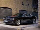 Chevrolet Camaro RS 45th Anniversary EU-spec 2012 pictures