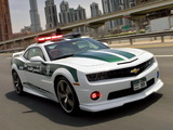 Chevrolet Camaro SS Police 2013 pictures