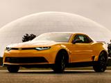 Chevrolet Camaro Bumblebee Concept 2014 pictures