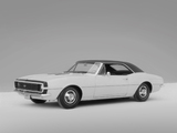 Images of Chevrolet Camaro RS/SS 350 (12437) 1967