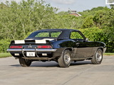 Images of Chevrolet Camaro Z/28 RS 1969