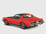 Images of Chevrolet Camaro Rally Sport 1976–77