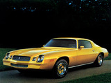 Images of Chevrolet Camaro Sport Coupe 1981